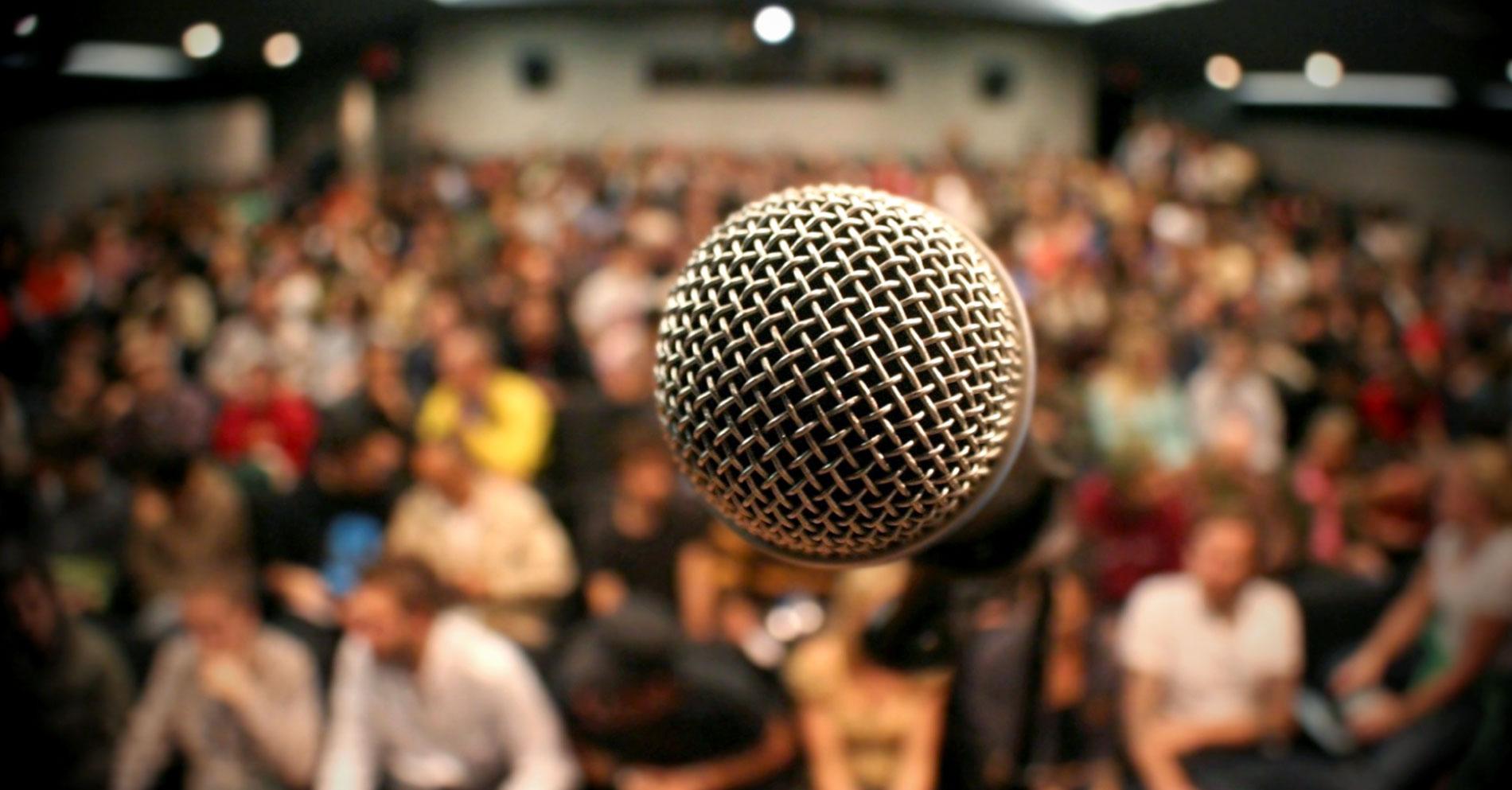 Bevisst på hvordan du kommuniserer under en presentasjon?